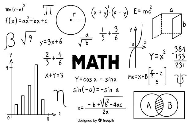 Math Header