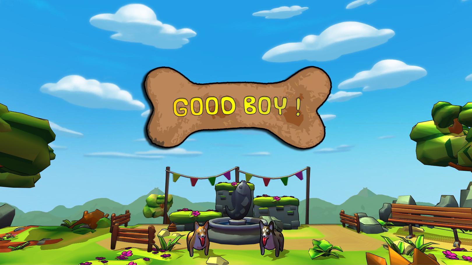 GoodBoy Logo