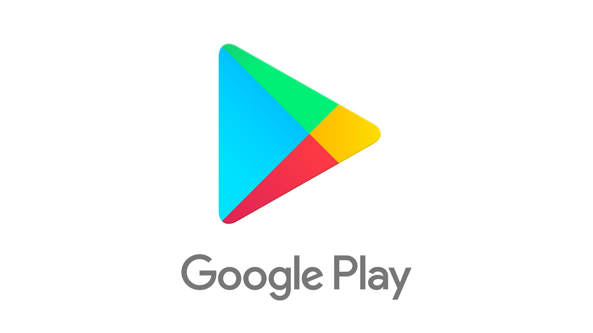 Google Play Logo Deutsch
