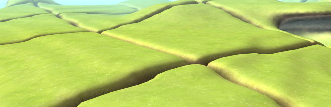 Mesh discontinuity between Chunks