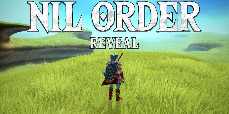 Nil Order Logo Reveal